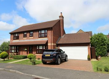 Lime Croft, Yate, South Gloucestershire BS37. 4 bed detached house