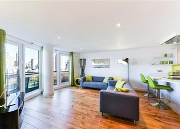 Thumbnail 3 bed flat to rent in Arnhem Place, London
