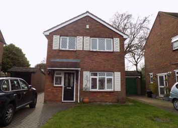 Thumbnail 4 bed detached house for sale in Hamelin Road, Gillingham