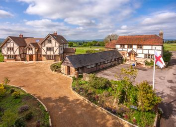 Thumbnail 6 bed detached house for sale in Lower Nash, Nutbourne Lane, Pulborough, West Sussex