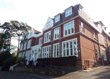 Thumbnail 2 bed flat for sale in 39 Knyveton Road, Bournemouth, Dorset
