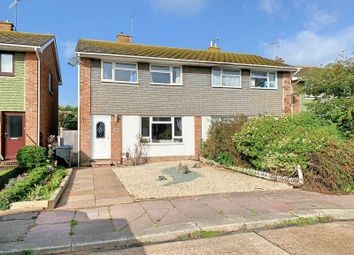 3 bed semi-detached house for sale in Ryecroft Close, Goring-By-Sea, Worthing BN12