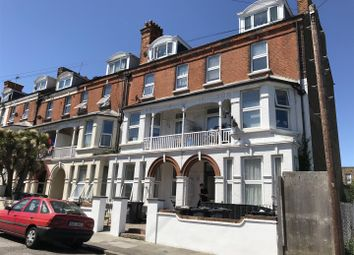 Thumbnail 3 bed flat to rent in Surrey Road, Cliftonville, Margate