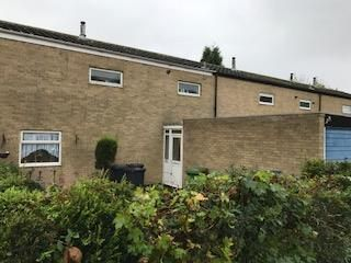 Thumbnail 3 bed end terrace house to rent in Faringdon, Tamworth