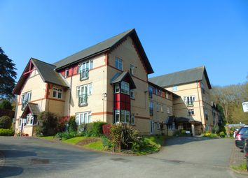 Thumbnail 2 bed flat for sale in Bridgeman Court, Bridgeman Road, Penarth