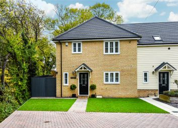 Thumbnail 3 bed semi-detached house for sale in Broadfield Road, Takeley, Bishop's Stortford
