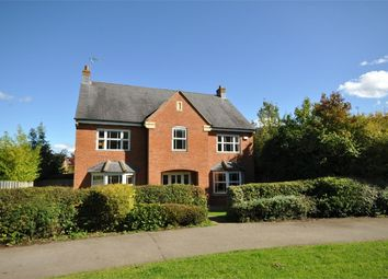 Thumbnail 4 bed detached house for sale in Foxcoverts, Mawsley Village, Kettering, Northants