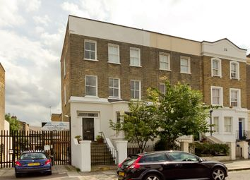 Thumbnail 4 bed flat for sale in Grafton Terrace, Kentish Town, London