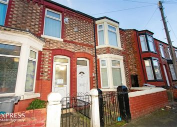 Thumbnail 3 bed end terrace house for sale in Mulberry Road, Birkenhead, Merseyside