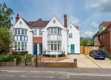 Thumbnail 4 bed semi-detached house for sale in Victoria Road, Summertown, Oxford