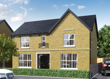 Thumbnail 4 bed detached house for sale in Site 22 Towerview Meadow, Cloughey