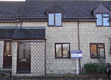 Thumbnail 2 bedroom terraced house for sale in Folly Field, Bourton On The Water, Gloucestershire