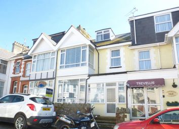 Thumbnail 4 bed terraced house for sale in Trebarwith Crescent, Newquay, Cornwall