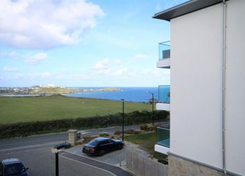 Thumbnail 2 bedroom flat for sale in Bonython Road, Newquay