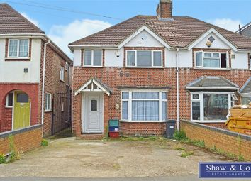 Thumbnail 3 bedroom semi-detached house for sale in West Way, Hounslow, Middlesex