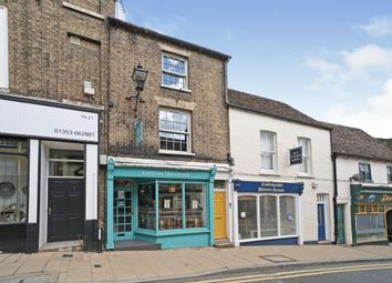 Thumbnail 4 bed terraced house for sale in Ely, Cambridgeshire