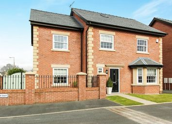 Thumbnail 5 bedroom detached house for sale in Westfield Court, Catterall, Preston