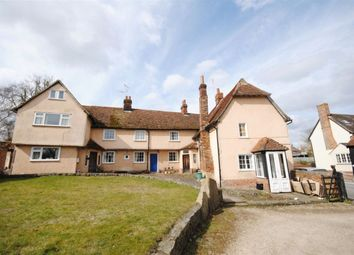 Thumbnail 2 bed cottage to rent in Bakers Row, Littlebury, Saffron Walden
