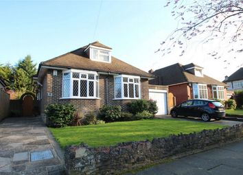 Thumbnail 4 bed detached bungalow for sale in Romany Rise, Orpington, Kent