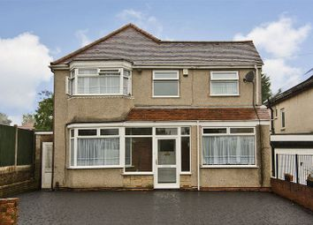 Thumbnail 4 bedroom detached house for sale in Churchfield Road, Oxley, Wolverhampton