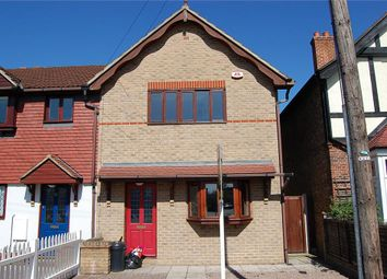 Thumbnail 3 bed end terrace house to rent in Como Street, Romford