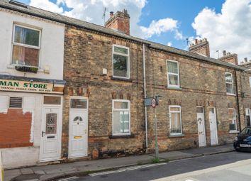 Thumbnail 2 bed terraced house for sale in Salisbury Terrace, Leeman Road, York