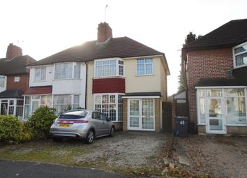 Thumbnail 3 bed semi-detached house to rent in Amberley Grove, Birmingham