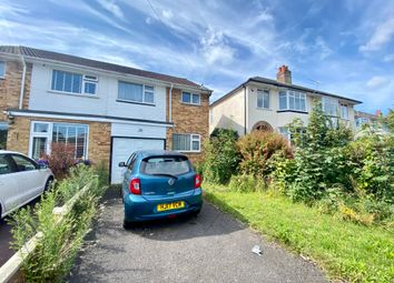 Thumbnail 3 bed semi-detached house for sale in Grove Road, Poole