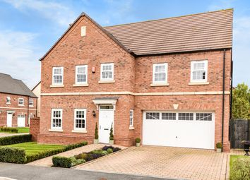 Thumbnail 5 bedroom detached house for sale in Willow Grove, Dalton, Thirsk
