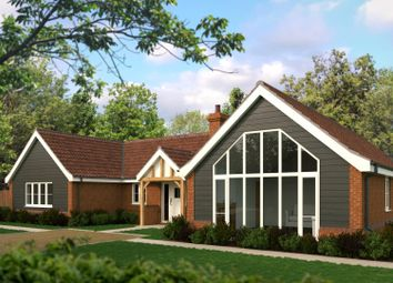 Thumbnail 4 bed detached bungalow for sale in Westbourne Road, Coltishall, Norwich, Norfolk
