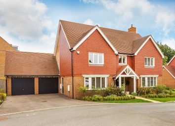 Thumbnail 5 bed detached house for sale in Surrey View, East Grinstead