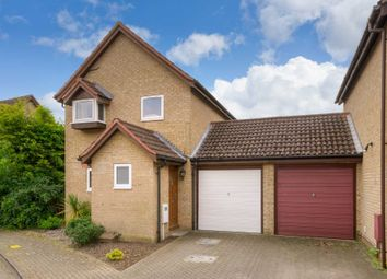 Thumbnail 3 bed link-detached house for sale in Chevalier Grove, Crownhill, Milton Keynes