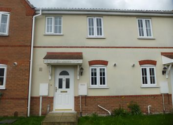 Thumbnail 2 bed terraced house to rent in Thomas Middlecott Drive, Kirton, Boston