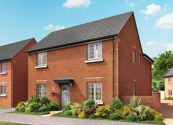 Thumbnail 4 bed detached house for sale in Higham Road, Burton Latimer, Northamptonshire