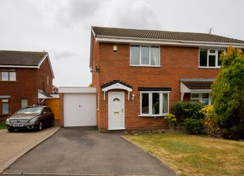 2 bed semi-detached house for sale in Penderell Close, Featherstone, Wolverhampton WV10