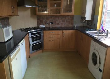 Thumbnail 2 bedroom terraced house to rent in Fletcher Road, Preston