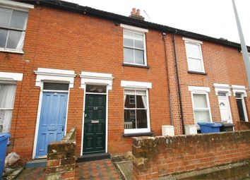 Thumbnail 2 bed terraced house for sale in Rosebery Road, Ipswich, Suffolk