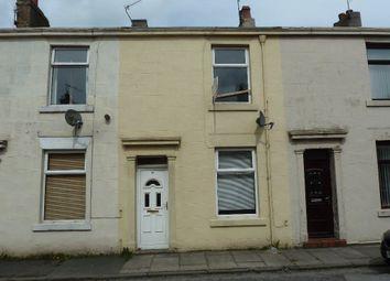 Thumbnail 2 bedroom terraced house to rent in Longworth Road, Billington