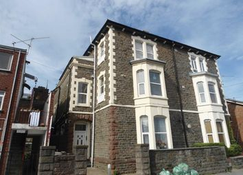 Thumbnail 1 bedroom flat to rent in Romilly Road West, Pontcanna, Cardiff
