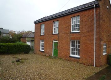 Thumbnail 1 bedroom duplex to rent in New Road, North Walsham