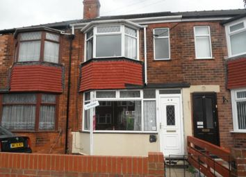 Thumbnail 2 bedroom property to rent in Brendon Avenue, Hull