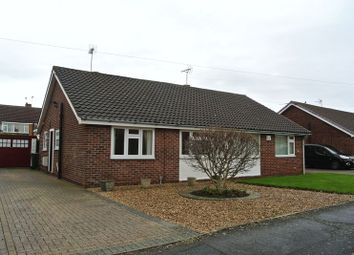 Thumbnail 3 bed semi-detached bungalow for sale in Mayfield Drive, Hucclecote, Gloucester