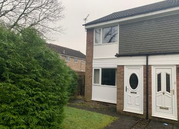 Thumbnail 2 bed end terrace house for sale in Burleigh Close, Hazel Grove, Stockport, Greater Manchester