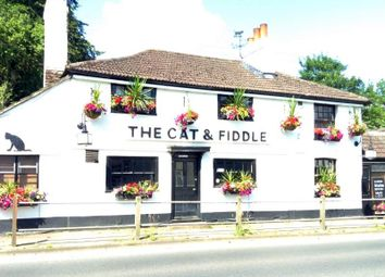 Thumbnail Pub/bar for sale in Cobden Hill, Radlett