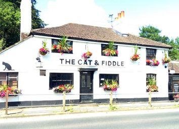 Thumbnail Pub/bar for sale in Cobden Hill, Radlett