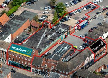 Thumbnail Retail premises for sale in Market Place & 4A Nelson Place, Dereham