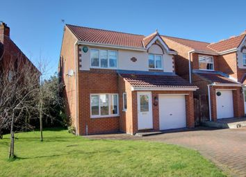 Thumbnail 3 bed detached house for sale in Tantallon Court, Woodstone Village, Houghton Le Spring