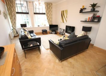 Thumbnail 2 bedroom flat for sale in Chepstow House, Chepstow Street, Manchester, Greater Manchester