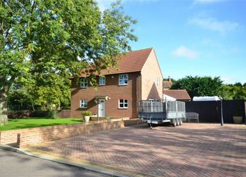 Thumbnail 4 bed detached house for sale in Highliffe Drive, Quedgeley, Gloucester