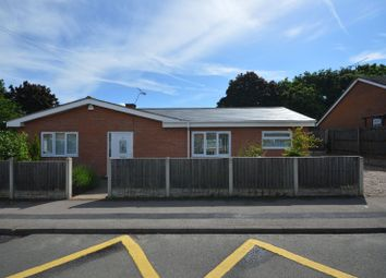 Thumbnail 4 bed bungalow for sale in Estoril Avenue, Wigston, Leicester